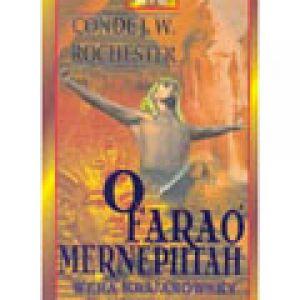 Livro: O Faraó Mernephtah - Conde J. W. Rochester