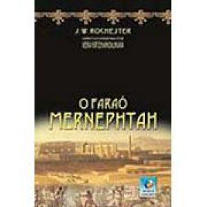 Capa do livro O Faraó Mernephtah Edição polonesa - J.W