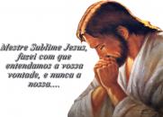 Mestre Sublime Jesus