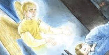 Oração ao meu Anjo Guardião
