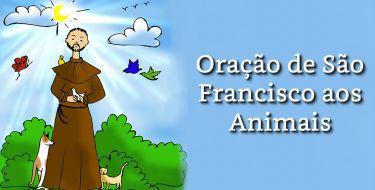 Oração de São Francisco aos Animais