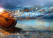 O Tempo passa. A vida acontece. (De Rolando Boldrin)