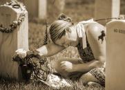 O que sensibiliza o Espírito não é a visita à sepultura, mas a lembrança fraterna e a prece sincera daquele que ficou na Terra!