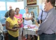 Divaldo Visita o Lar de Chico Xavier e Revela que sentiu a presença do Chico no Ambiente