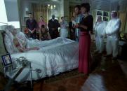 Belíssima cena da passagem da personagem Verbena de Amor Eterno Amor