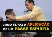 Médium DIVALDO FRANCO ensina em DETALHES como se faz a aplicação de um PASSE ESPÍRITA