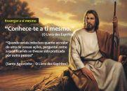Qual o meio que tem o homem de se melhorar nesta vida e de resistir à atração do mal?