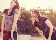 Porque os verdadeiros amigos nos fazem chorar
