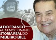 Divaldo Franco Narra a Emocionante História Real do Bombeiro Bill