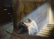 Sinta a presença de Deus te ajudando em todos os momentos