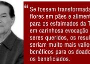 DIA DE FINADOS Por Divaldo Franco