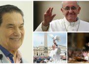 Divaldo Franco comenta sobre o Papa Francisco