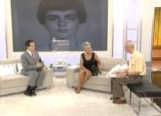 Divaldo Franco no Programa Mais Você de Ana Maria Braga