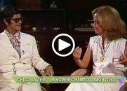 Vídeo Raro - Entrevista de Chico Xavier para Glória Menezes em 1980