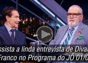 Assista a Linda Entrevista de Divaldo Franco no Programa do Jô