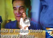 Divaldo Franco concede entrevista ao Fantástico