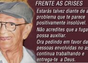 Frente as Crises -  Chico Xavier