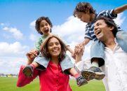 Um dos melhores presentes da vida é o tempo que você passa com sua família, aproveite.