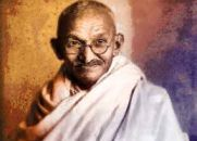 Quais são os fatores que destroem os seres humanos - Mahatma Gandhi