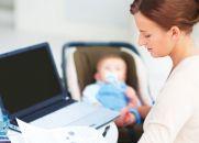 Carta de um bebê para a mãe que vai voltar ao trabalho