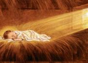 A fé e o otimismo do Cristo começaram na descida à estrebaria singela