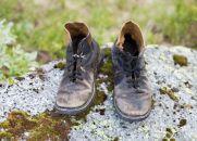 O Par de Sapatos Velhos (Lição de Vida)