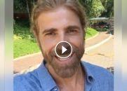 Reynaldo Gianecchini envia Mensagem Impactante