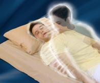 Durante o sono, de vez em quando, somos chamados junto aos nossos espíritos queridos...