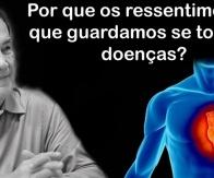 Por que os ressentimentos que guardamos se tornam doenças? Divaldo Franco