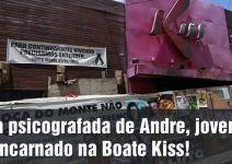 Carta psicografada de Andre, jovem desencarnado na Boate Kiss!