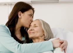 A maior saudade que nós vamos sentir na vida é saudade de mãe… pois é saudade de nós mesmos!