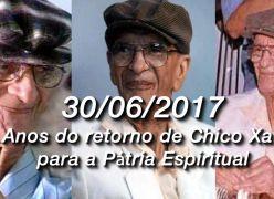 Há 15 Anos Chico Xavier Retornava para a Pátria Espiritual - Reportagem Especial do Vídeo Show - Emocionante