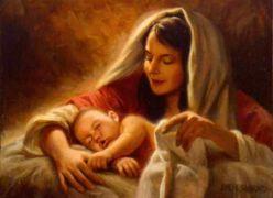 Súplica a Mãe Santíssima