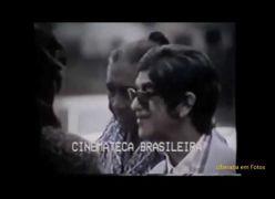 Vídeo Raro de Chico Xavier trabalhando em Uberaba