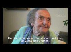 Um Século de Sabedoria - Entrevista a uma sobrevivente do holocausto -  Emocionante