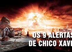 Os 9 Alertas de Chico Xavier sobre a Terceira Guerra Mundial (Veja o Vídeo)