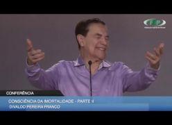 Mensagem de Bezerra de Menezes pela Psicofonia de Divaldo Franco