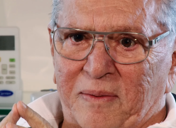 Muito emocionado, CARLOS ALBERTO DE NÓBREGA conta como o espiritismo marcou sua vida!