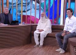 Reynaldo Gianecchini fala sobre religião, espiritualidade e relembra superação de doença - Incrível Entrevista