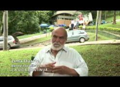 Lima Duarte fala de sua ligação com a Doutrina Espírita