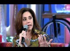 Fátima Bernardes fala da biografia de Allan Kardec