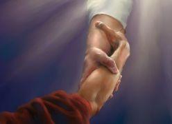 Segura na Mão de Deus!
