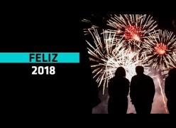 Feliz Ano Novo - 2018 Motivos Para Ser Feliz