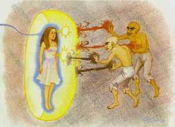 Prece para Afastar os Maus Espíritos