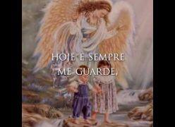 Santo Anjo do Senhor, Meu Zeloso Guardador... (Oração do Anjo da Guarda)
