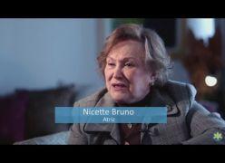 Atriz Nicette Bruno fala sobre espiritismo, reencarnação e causa e efeito