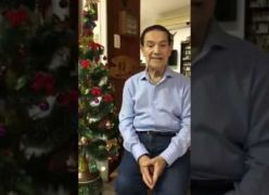 Mensagem de Divaldo Franco - Natal 2016