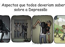 12 Aspectos que todos deveriam saber sobre a Depressão