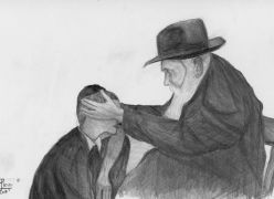 A bênção, pai! — Deus te Abençoe Meu Filho