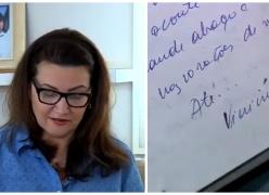 Cartas psicografadas confortam mãe que perdeu filho no acidente da TAM em 2007 - A doutrina a fez compreender um pouco melhor a perda...